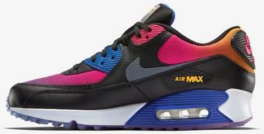 separation shoes 19054 e07fa Air Max 90 SD  Black Persian Violet