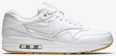 discount d1eda a7634 Air Max 1 Leather PA  White Gum
