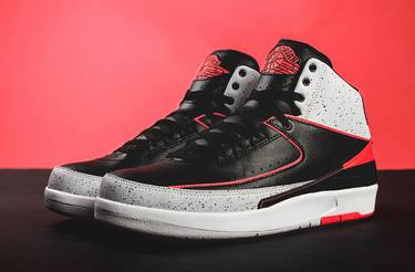 outlet store 9be13 464be Air Jordan 2 Retro  Infrared 23