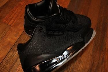 1deb038a2 Air Jordan 3 Retro  Black Flip  - Air Jordan - 315767 001