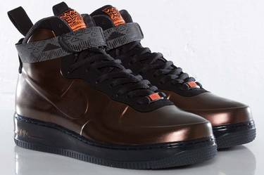 online store a4fae 22f4b Air Force 1 Foamposite Bhm Qs 'Black History Month'
