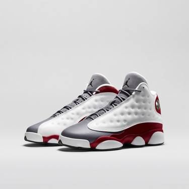 buy popular fb673 38cb5 Air Jordan 13 Retro BG 'Grey Toe' - Air Jordan - 414574 126 | GOAT
