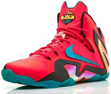 f0b9811ea30 LeBron 11 Elite  Hero  - Nike - 642846 600