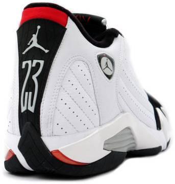 pretty nice 7ed56 ca0b4 Air Jordan 14 Retro  Black Toe  2006