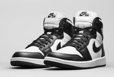 buy popular a2b23 414e0 Air Jordan 1 Retro High OG 'Black/White'