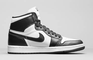buy popular 50153 a0038 Air Jordan 1 Retro High OG 'Black/White'