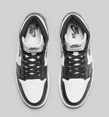 83d1870f73f Air Jordan 1 Retro High OG 'Black/White' - Air Jordan - 555088 010 ...