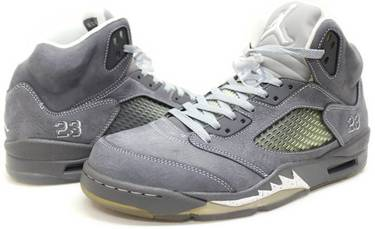 Air Jordan 5 Retro  Wolf Grey  - Air Jordan - 136027 005  527d96f53848