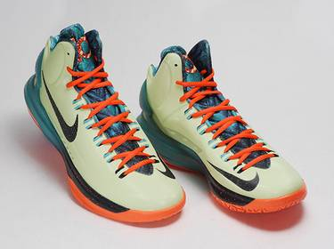 b15291e12a41 KD 5 All-Star  Extraterrestrial  - Nike - 583111 300