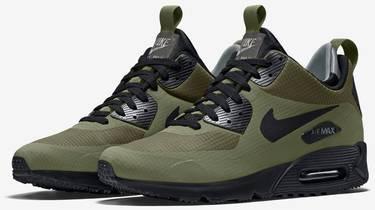official photos 544c7 e41ce Air Max 90 Mid Winter