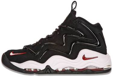 'black Air Pippen Varsity 2008 Red' Nm8nw0