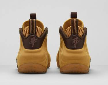 quality design 1f283 f1862 Air Foamposite One Prm  Wheat