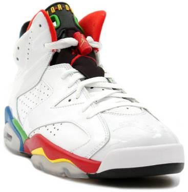 on sale bcf1c 391a8 Air Jordan 6 Retro  Olympic