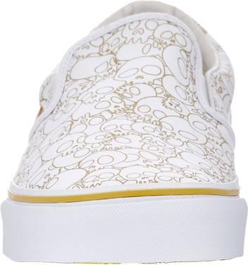 555cc769a15708 Takashi Murakami x Slip-On LX  Gold Skull  - Vans - VN 0ZSIGUF