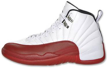 new arrivals f1693 4e218 Air Jordan 12 Retro  Cherry  2009
