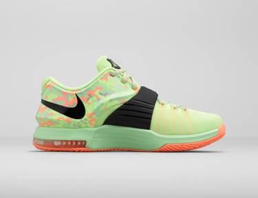 pretty nice 52799 60002 KD 7  Easter  - Nike - 653996 304   GOAT