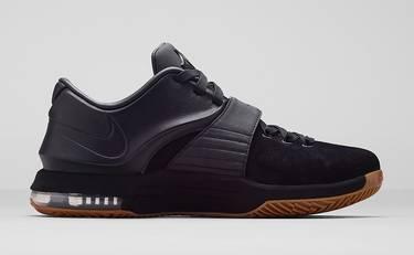 newest 3724b e41e9 KD 7 Ext Suede QS  Black . Nike