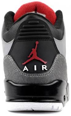 finest selection e7b1a 3bf0b Air Jordan 3 Retro  Stealth