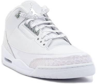 005a23fa6a1635 Air Jordan 3 Retro  Pure Money  - Air Jordan - 136064 103