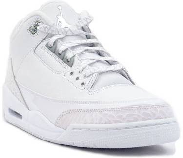new concept eea3a c11d1 Air Jordan 3 Retro 'Pure Money'