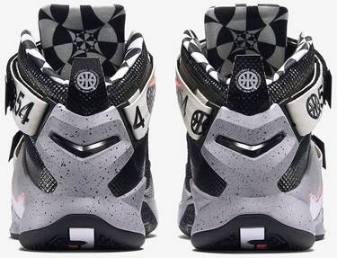 timeless design 8eba1 6d030 LeBron Soldier 9 LMTD  Quai 54 . Nike