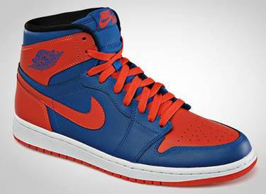 30093045809b Air Jordan 1 Retro High OG  Knicks  - Air Jordan - 555088 407