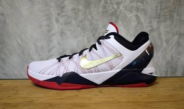 3553989cb63 Zoom Kobe 7 System  Gold Medal  - Nike - 488371 104