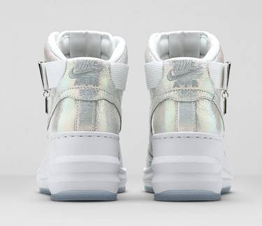save off 02c7e 4876c Wmns Lunar Force 1 Sky Hi Prm QS Iridescent