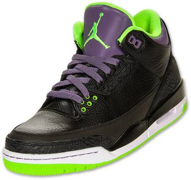 purchase cheap 94957 b75a1 Air Jordan 3 Retro 'Joker'