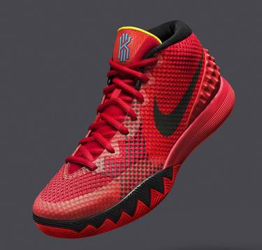 purchase cheap d0393 8b505 Kyrie 1 'Deceptive Red'