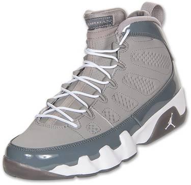 15aa889bd88 Air Jordan 9 Retro 'Cool Grey' 2012 - Air Jordan - 302370 015 | GOAT