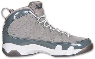 a6091352a8d9 Air Jordan 9 Retro  Cool Grey  2012 - Air Jordan - 302370 015