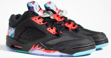 142b0efe8ff Air Jordan 5 Low 'Chinese New Year' - Air Jordan - 840475 060 | GOAT