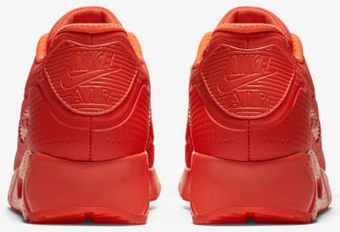 detailed look 494ac d1845 Air Max 90 Ultra Moire  Bright Crimson