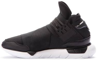 8b92d062b Y-3 Qasa High  Core Black  - adidas - AQ5499