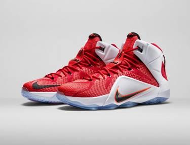 3ae399de335 LeBron 12  Heart Of A Lion  - Nike - 684593 601