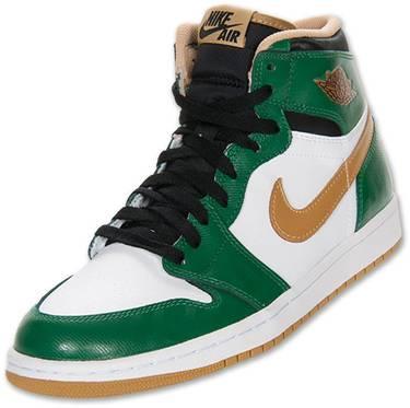 68847ee726b2 Air Jordan 1 Retro High OG  Celtics  - Air Jordan - 555088 315