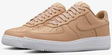 new styles 2181f 98052 NikeLab Air Force 1 Low 'Vachetta Tan'