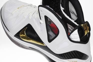 9c6a11d7e85fa LeBron 9 P.S. Elite  Home  - Nike - 516958 100