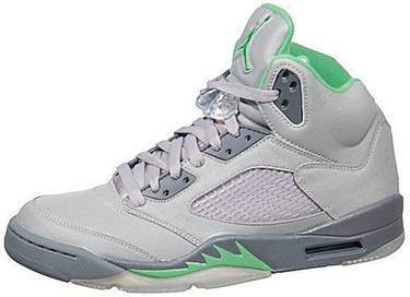 low priced 39ac4 00bce Air Jordan 5 Retro  Green Bean