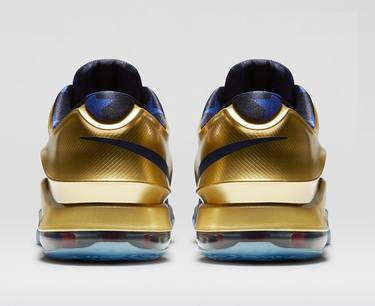 sports shoes 89f9f d0841 KD 7 Prm 'Gold Medal'