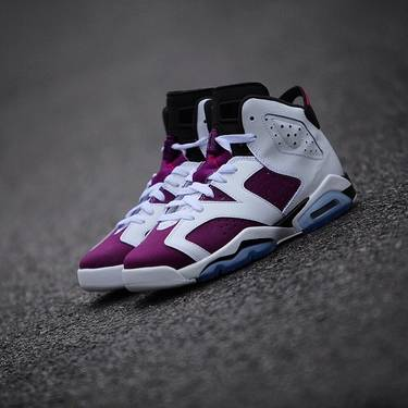 wholesale dealer 162d8 16e74 Air Jordan 6 Retro GG  Vivid Pink