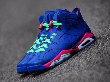 buy popular 52b8b 8b5b8 Air Jordan 6 Retro GS  Game Royal