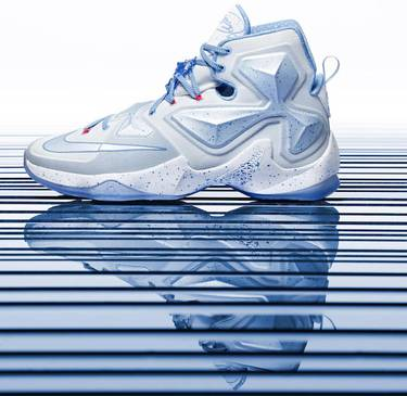 best sneakers b8d73 a362d LeBron 13  Christmas