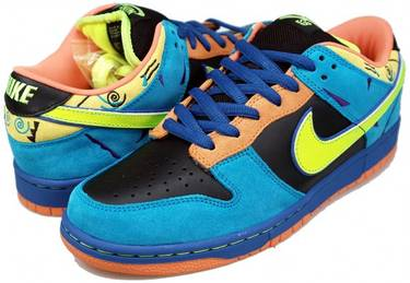 f6a36326029 Dunk Low Pro SB  Skate Or Die  - Nike - 304292 073