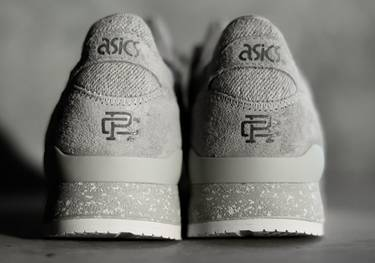 low priced cb017 f2d85 Reigning Champ x Gel Lyte 3 'Grey'