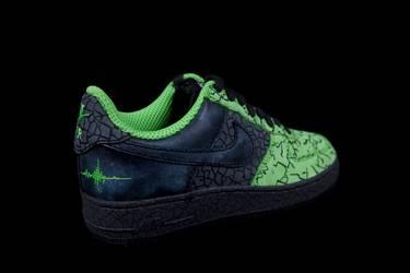 18729c9b11 Air Force 1 03 'Hufquake' - Nike - 315206 301   GOAT