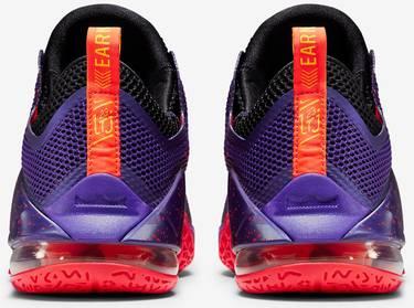 336160620cd9e LeBron 12 Low  Court Purple  - Nike - 724557 565