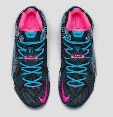 f689532c5df5 LeBron 12  23 Chromosomes  - Nike - 684593 006