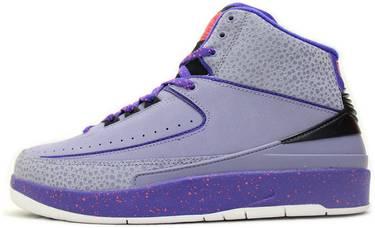 90d57d1db2b Air Jordan 2 Retro 'Iron Purple' - Air Jordan - 385475 553 | GOAT